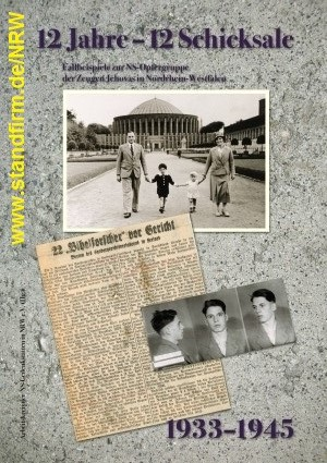 Verfasste Broschüre mit Grußwort des NRW-Ministerpräsidenten, Vorwort und Anhang von den Mitautoren Kirsten John-Stucke und Michael Krenzer.