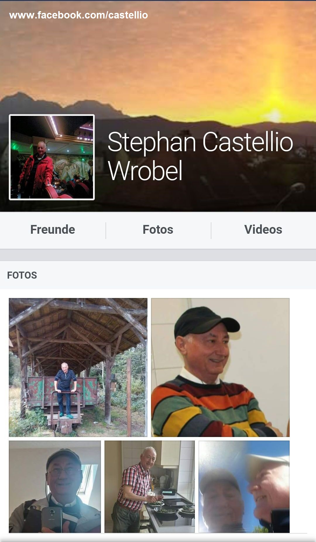 Stephan Castellio (Wrobel) on facebook